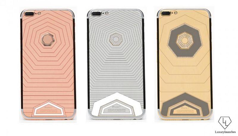Diamond-Studded Phone Cases