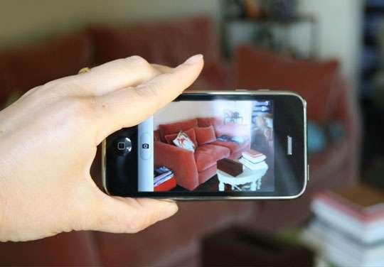 iPhone Apps as Interior Designers