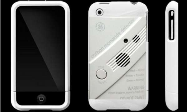 iPhone Carbon Monoxide Detector Case