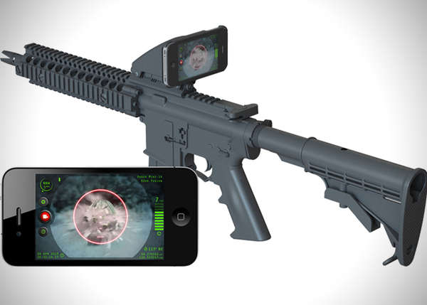 Rifle Related Phone Apps