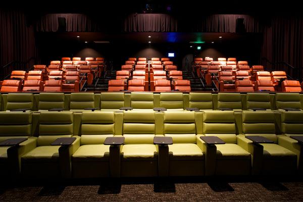 Luxury Members-Only Cinemas