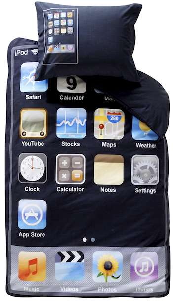 iPod Bedding