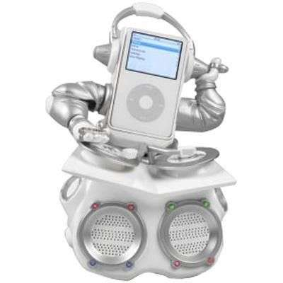 Animated iPod DJs