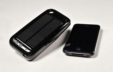 Solar-Powered Phone Boosters