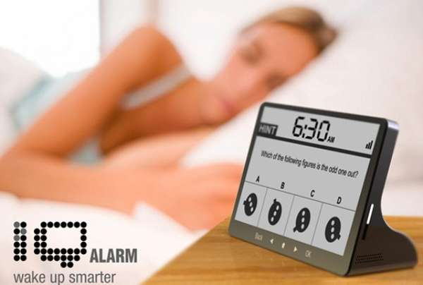 Quizzing Alarm Clocks