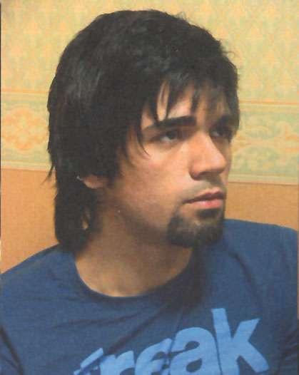 Iranian Rocker Hair