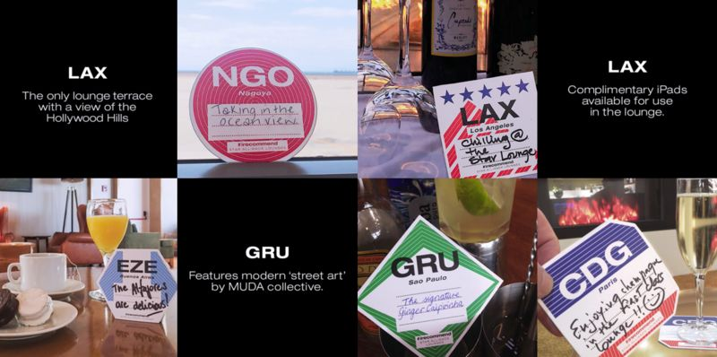 Travel Recommendation Coasters