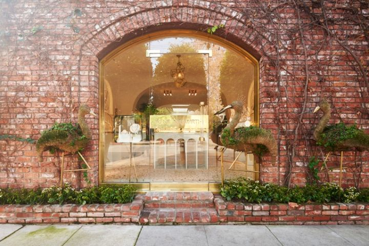 Ethereal Californian Boutiques