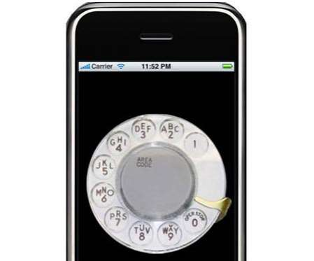 Rotary Phone iPhone App