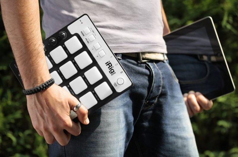 Digital DJ Control Pads