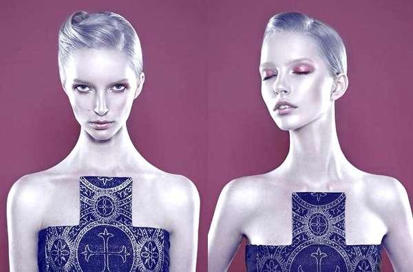 Smoldering Supermodel Portraits