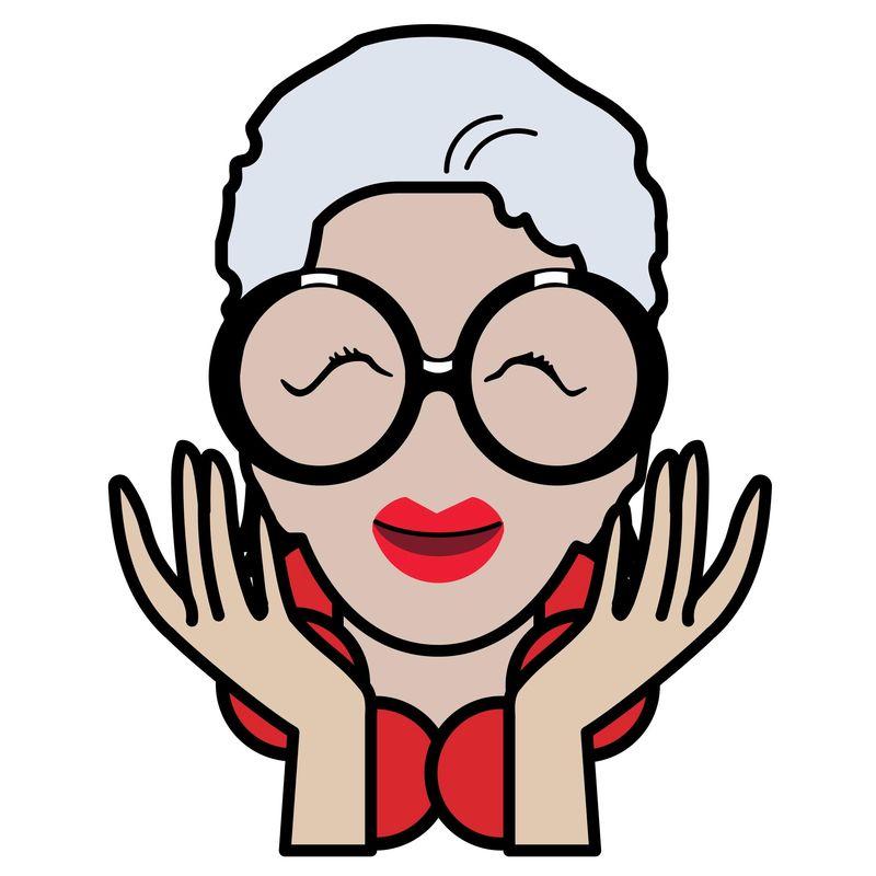 Fashion Icon Emojis