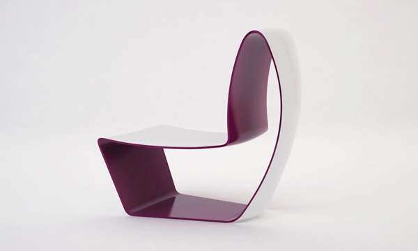 Iris Chair by Emanuele Cecini