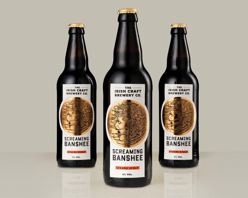 Mythic Craft Brew Bottles
