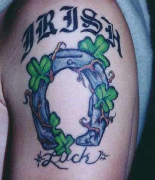 Inked Irish Pride