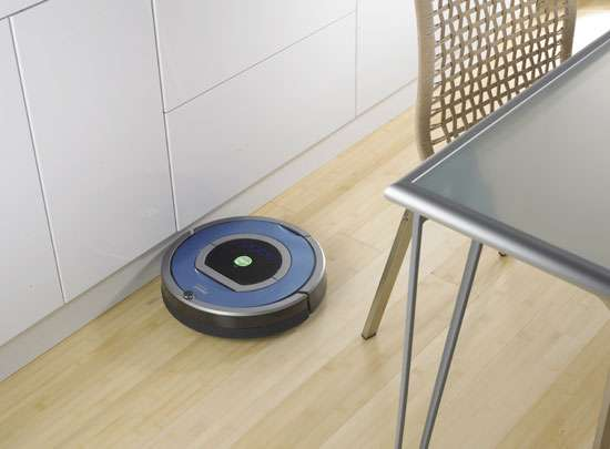 Wireless Robotic Vacuums