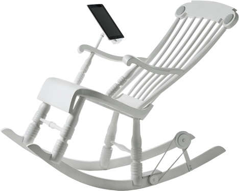 Hi-Tech Rocking Chairs