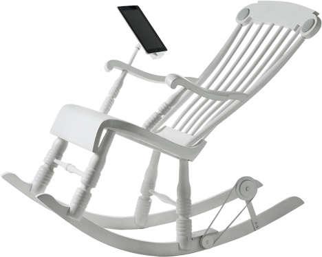 Hi-Tech Rocking Chairs