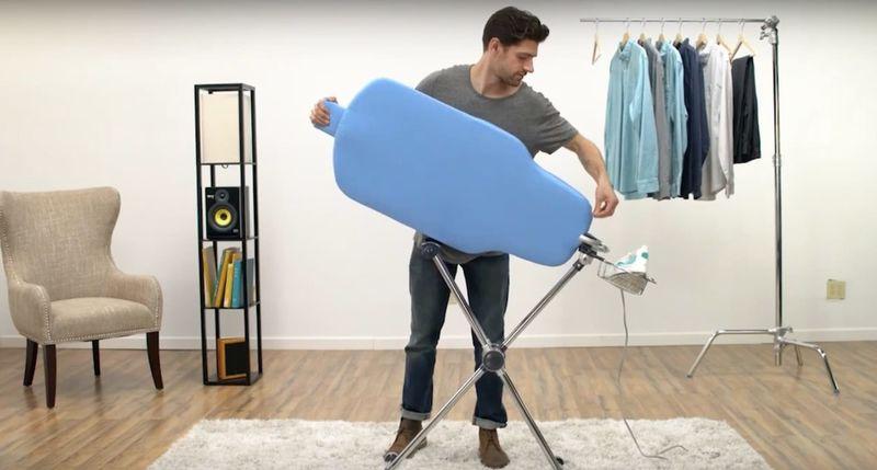 Rotating Garment Ironing Boards