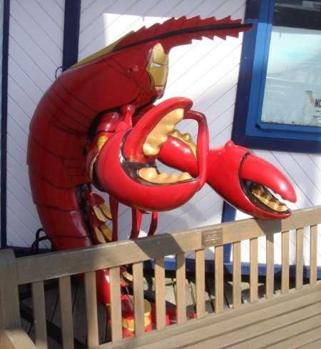Crustacean Action Heroes
