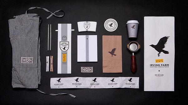 Bird-Like Coffee Branding