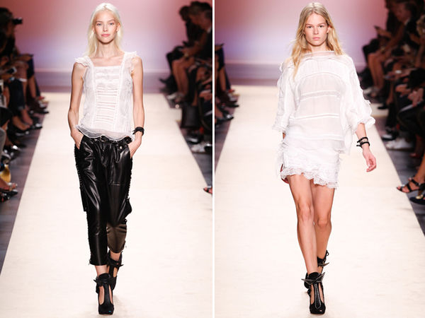 Frilly Rocker Runways