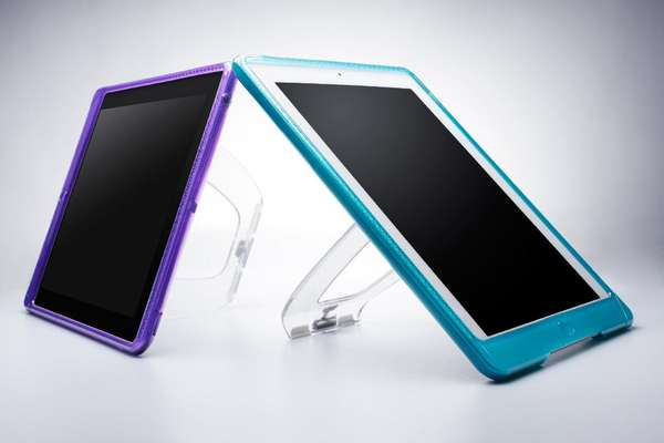 Opaque Chromatic Tablet Sheaths