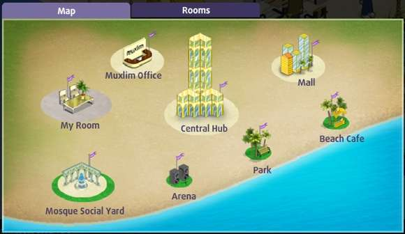 Islamic Virtual Worlds