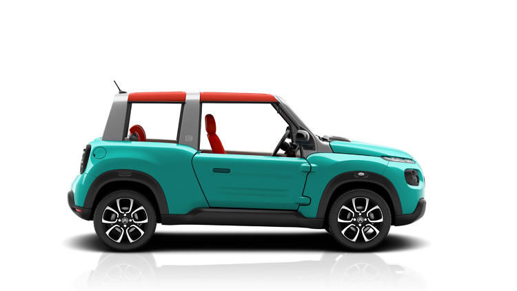 Electric Island Vehicles