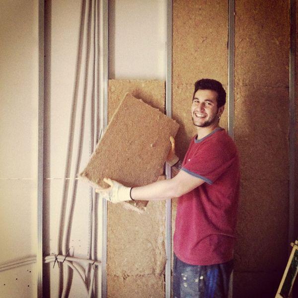 Wood Fiber Home Insulators