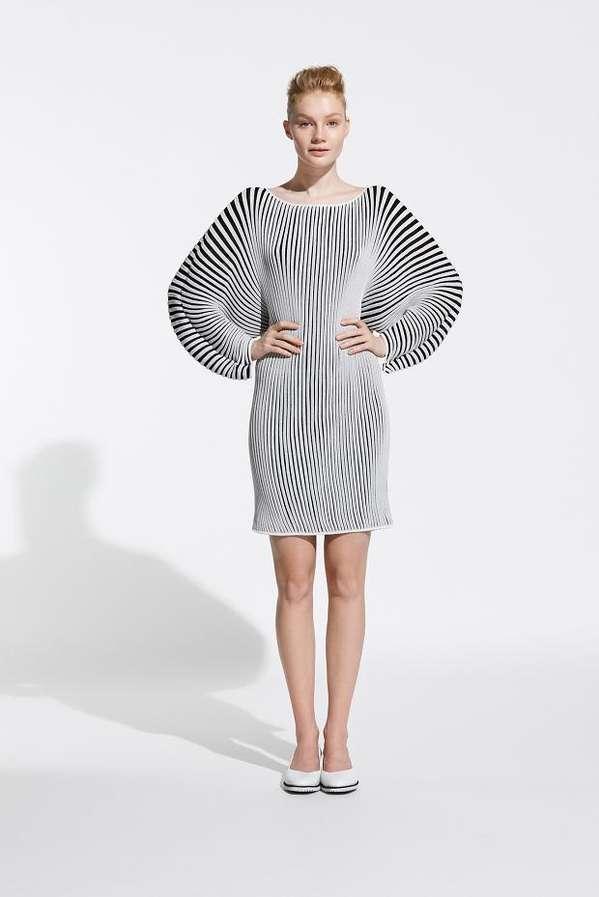 Dizzyingly Patterned Fashion