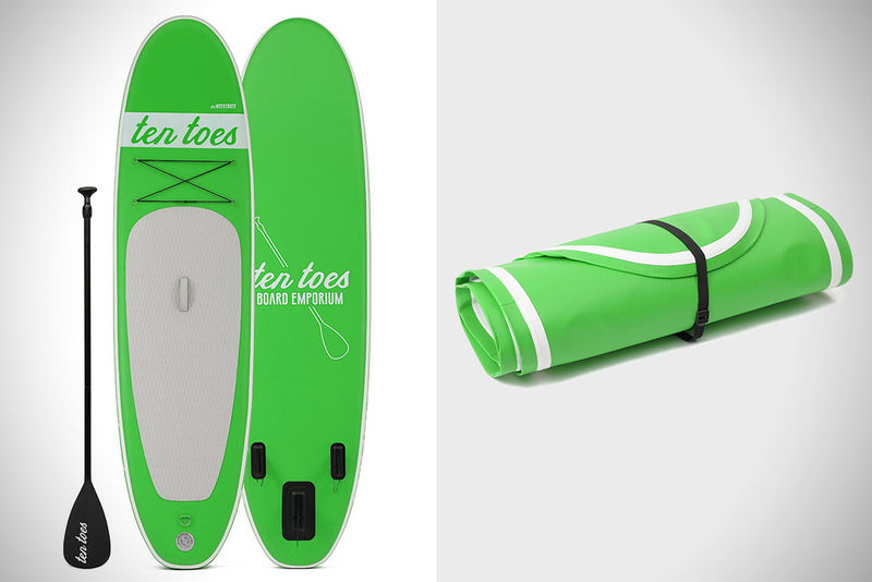 Roll-Up Standup Paddleboards