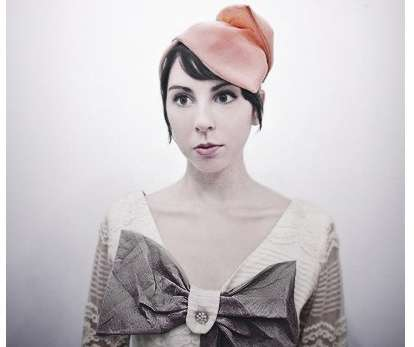 Souffle Meringue Headpieces