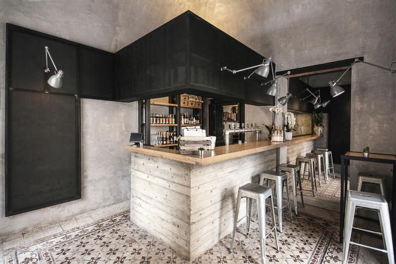 Modernized Italian Bars