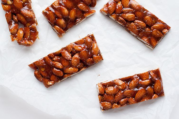 Almond Brittle Candies