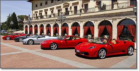 Italy by Ferrari