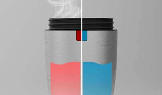 Bipolar Portable Mugs