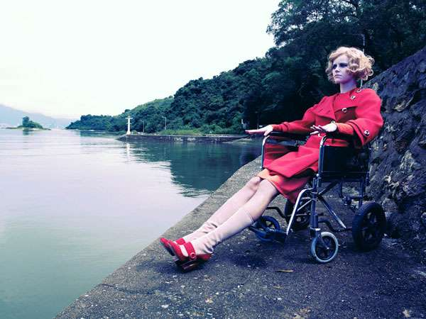Wicked Wheelchair Fashion Shoots