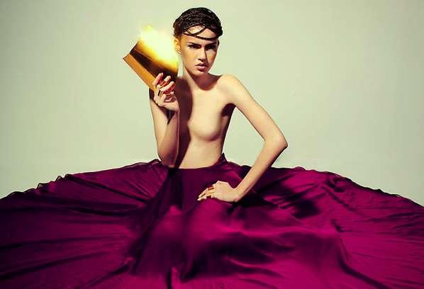 Nipple-Less Models