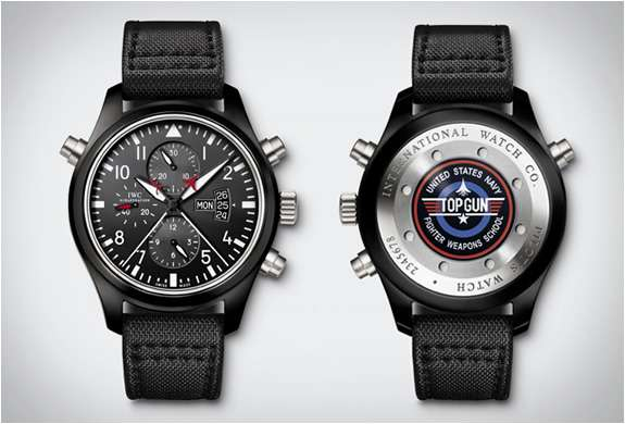IWC Top Gun Pilot Watch