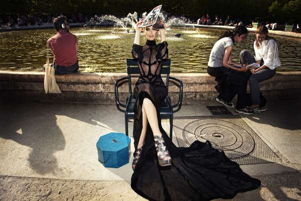 Perfect Parisian Photoshoots
