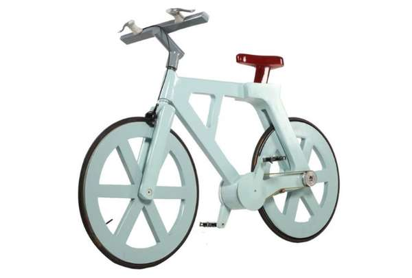 $9 Paper Bikes