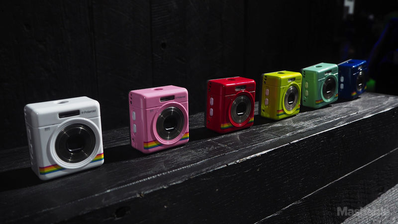 Color-Coated Digital Cameras