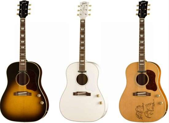 J-16oE Acoustic Guitars