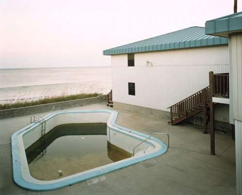Empty Pool Photography