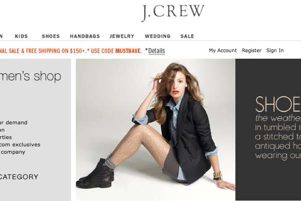 j crew lace tights