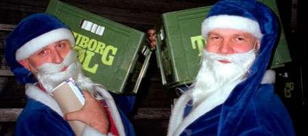 Free Christmas Beer