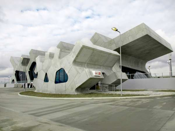 Colossal Concrete Structures