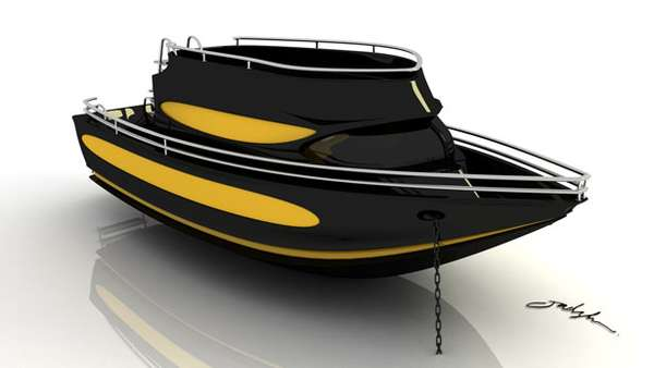 Slim Extravagant Ships