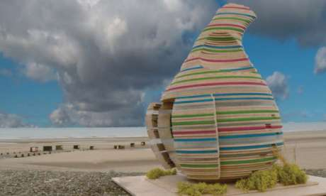 Reinventing British Beach Huts